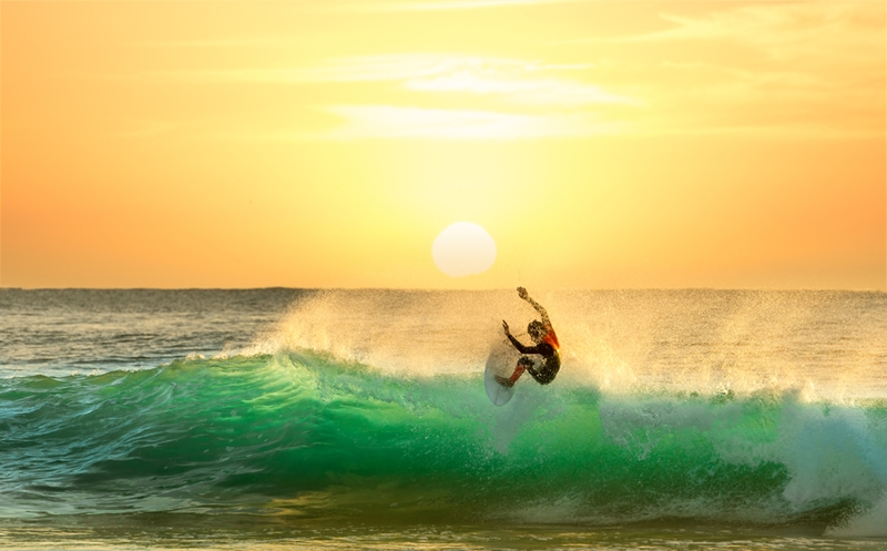 The Sunshine Coast is ready for action all year round.