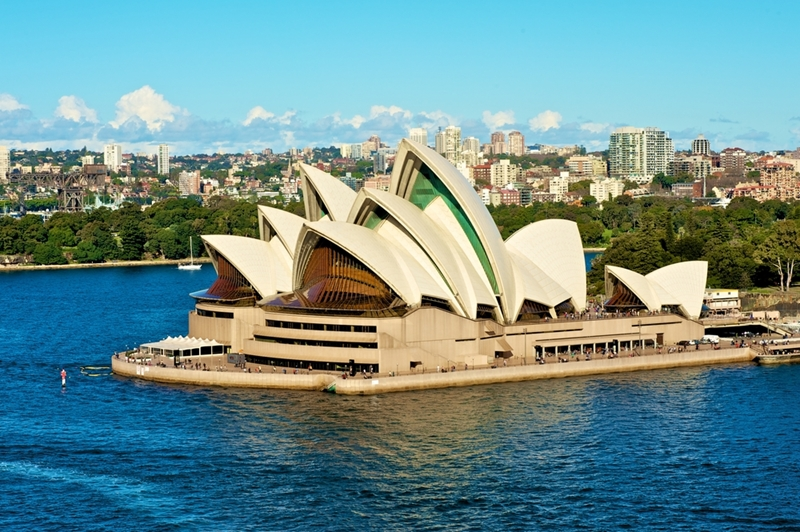 The iconic Sydney Opera House has lots of interesting facts.